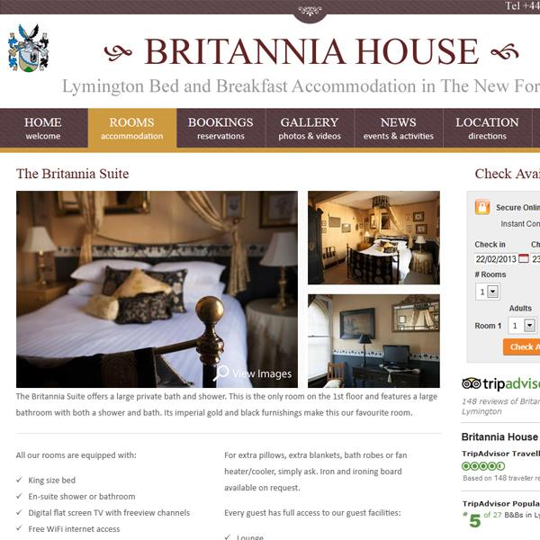 B&B Accommodation in The New Forest