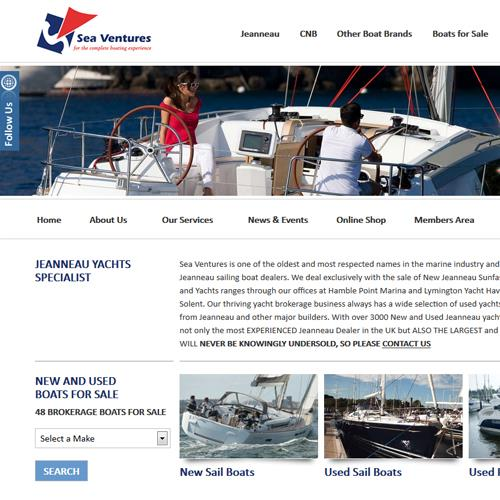 New and Used Jeanneau Yachts For Sale