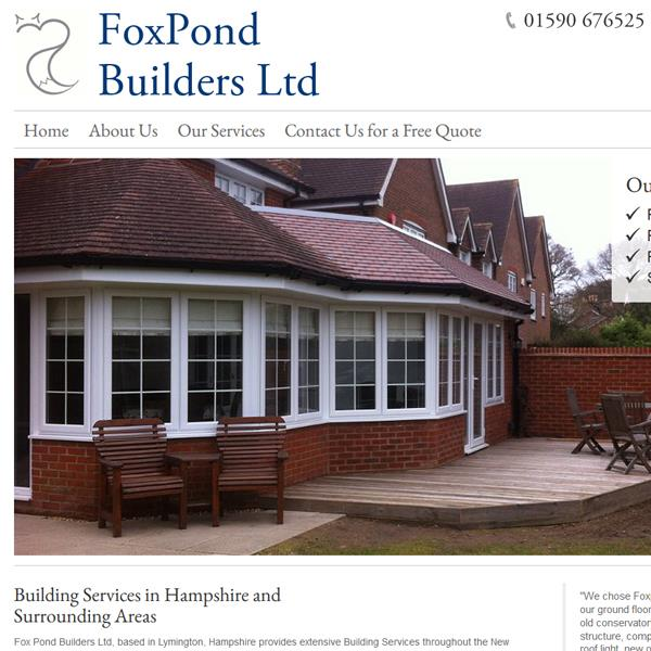 Building Services in Hampshire