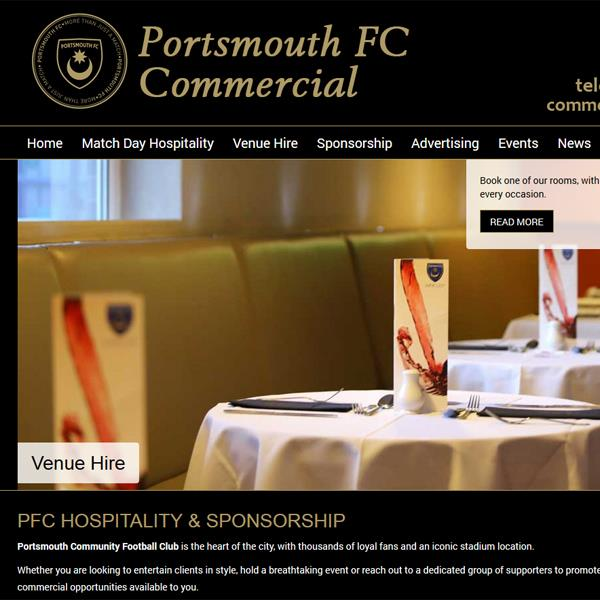 Football Hospitality and Sponsorship