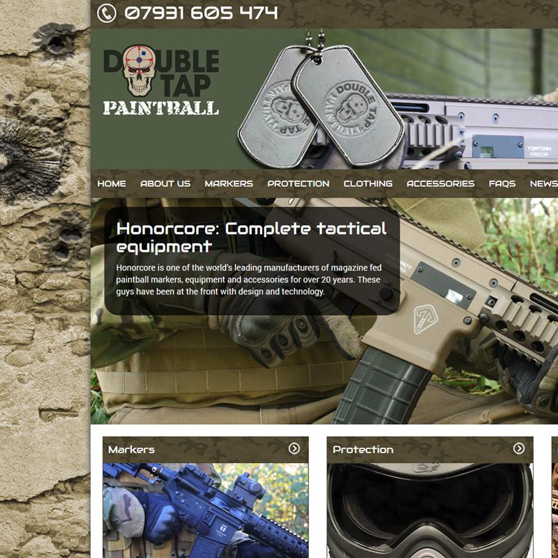 Paintball Equipment Suppliers
