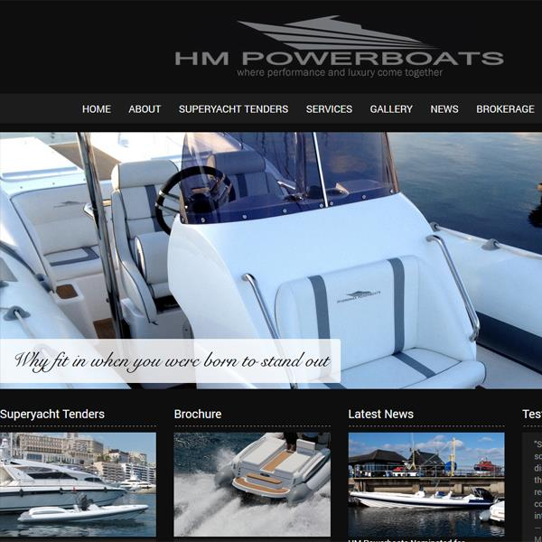Superyacht Tenders