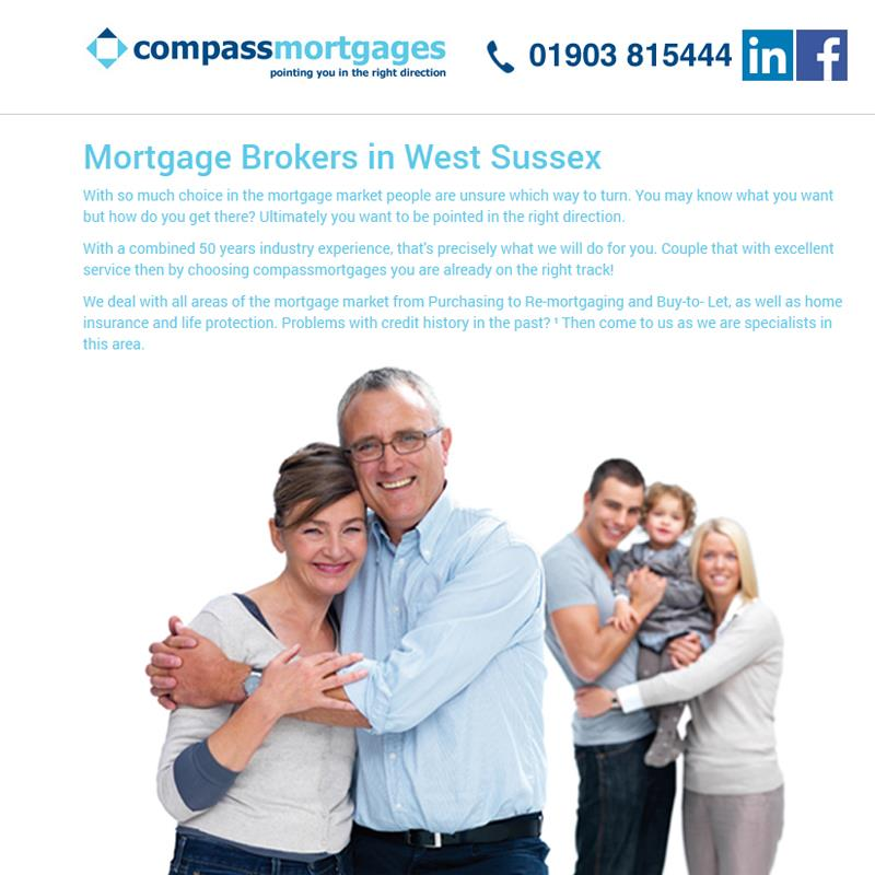 Mortgage Brokers in West Sussex