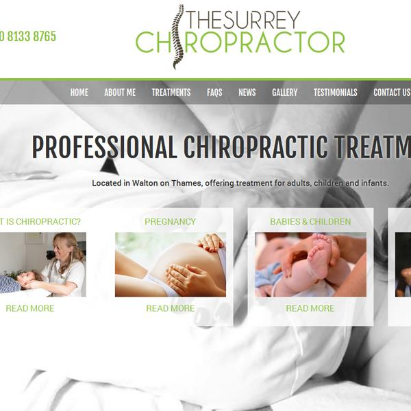 Professional Chiropractic Treatment