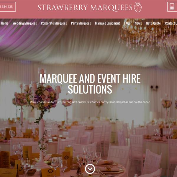 Marquee and Event Hire Solutions