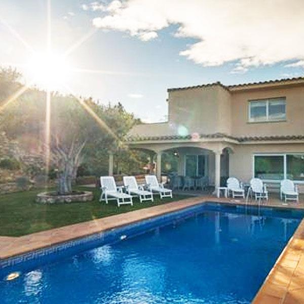 Rental Villas in Spain