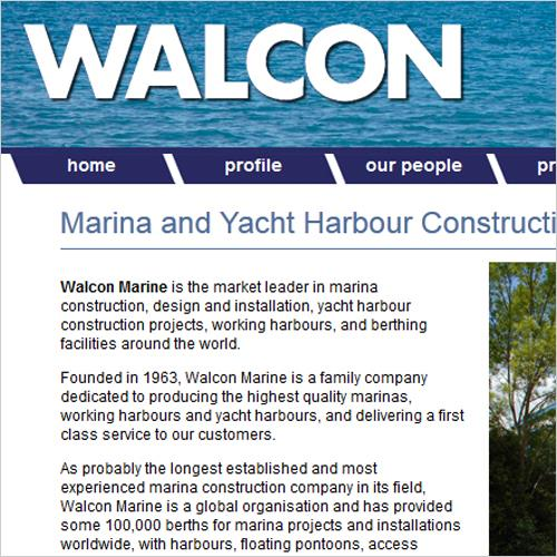 Marina Yacht Harbour Construction and Design