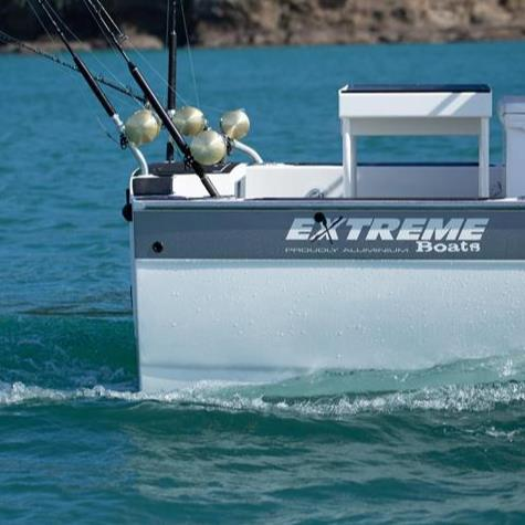 Aluminium Fishing Boats