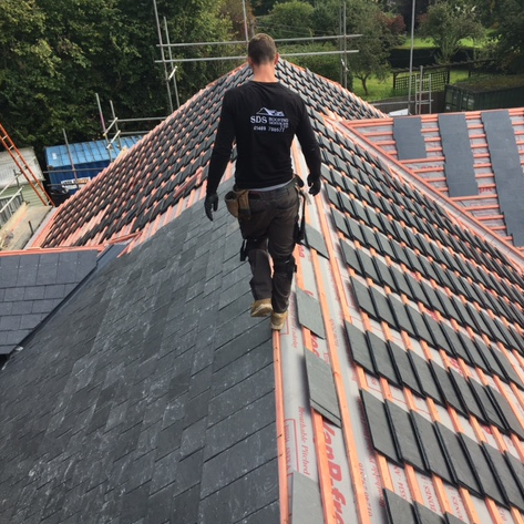 Roofing Services in Hampshire and West Sussex